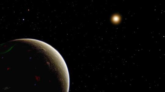 Hành tinh Vulcan trong phim Star Trek có thật, là siêu trái đất! - Ảnh 1.