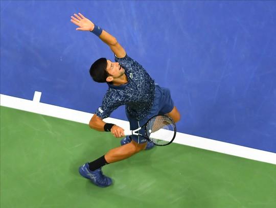 Clip: Federer, Sharapova đánh bại đàn em, vào vòng 4 US Open - Ảnh 13.