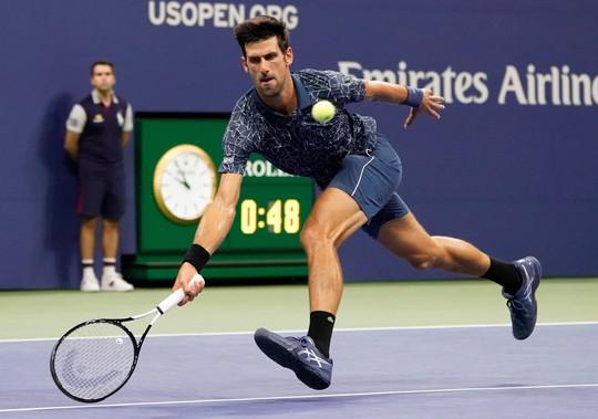 Clip: Federer, Sharapova đánh bại đàn em, vào vòng 4 US Open - Ảnh 11.