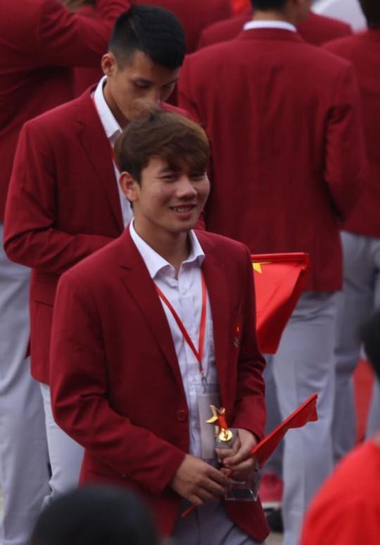Những hình ảnh siêu cute của tuyển thủ Olympic Việt Nam - Ảnh 3.