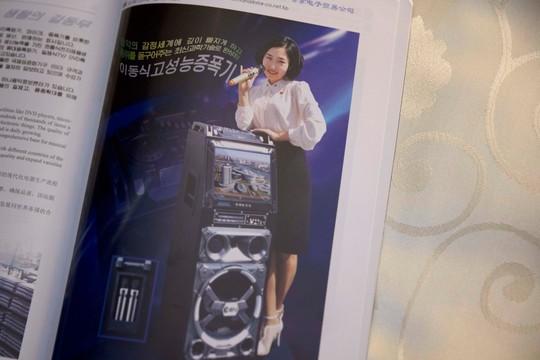 Những sản phẩm hàng hiệu chỉ Triều Tiên mới có - Ảnh 5.