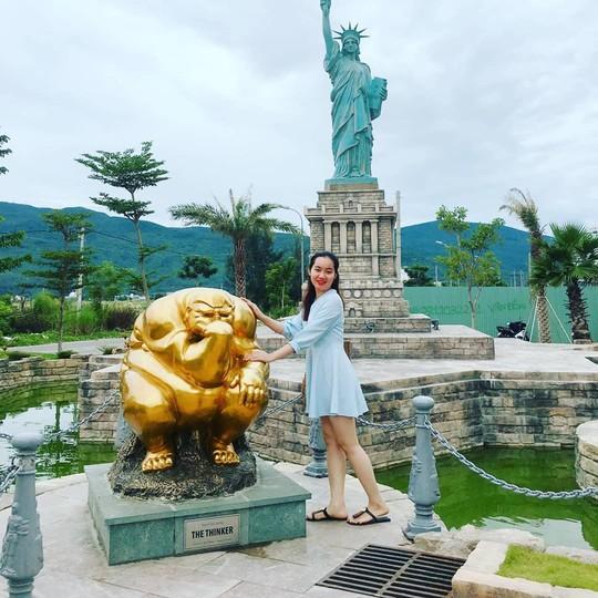 Công viên Kỳ quan thế giới ở Đà Nẵng có gì khiến giới trẻ sốt rần rần? - Ảnh 5.