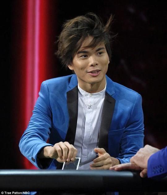 Thần bài Shin Lim thắng Tìm kiếm tài năng Mỹ 2018 - Ảnh 1.