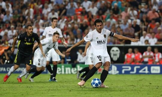 Ronaldo lãnh thẻ đỏ, Juventus đại thắng ở Tây Ban Nha - Ảnh 4.