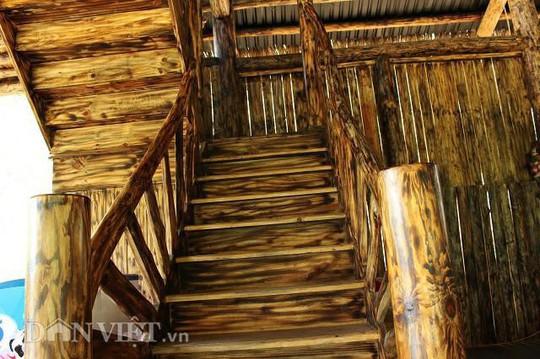 Dựng nhà gỗ lớn giữa rừng, không cần đến đinh - Ảnh 10.
