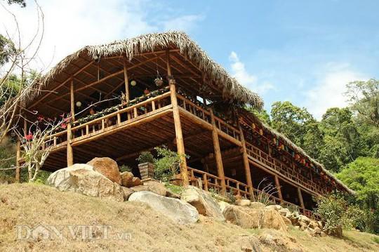 Dựng nhà gỗ lớn giữa rừng, không cần đến đinh - Ảnh 13.