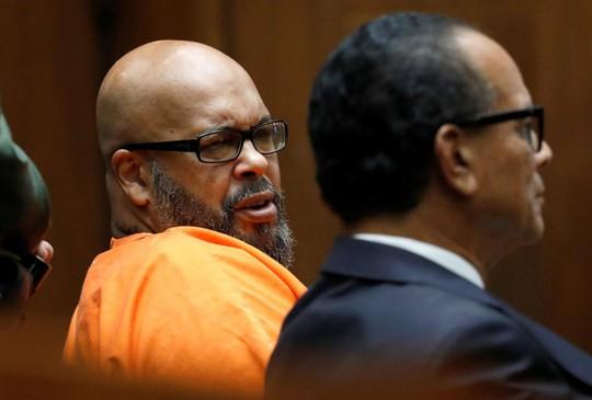 Ông trùm nhạc rap đối mặt 28 năm tù vì tông người rồi bỏ chạy - Ảnh 1.