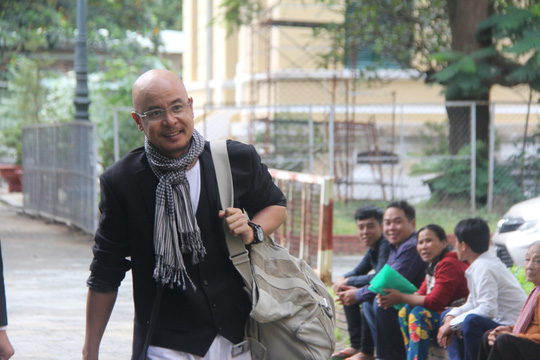 VKS khang nghi ban an ly hon cua vua ca phe Trung Nguyen