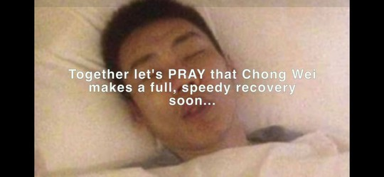Ngôi sao cầu lông Lee Chong Wei bị ung thư mũi - Ảnh 1.
