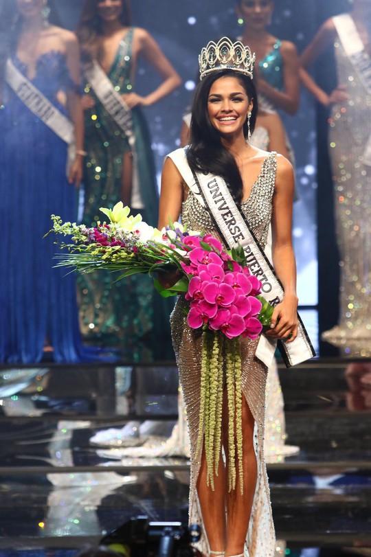 Cận cảnh vẻ đẹp tân Hoa hậu Hoàn vũ Puerto Rico - Ảnh 3.