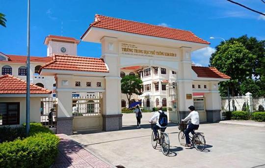 Những hình ảnh đẹp, gần gũi của Chủ tịch nước Trần Đại Quang với mái trường xưa - Ảnh 3.