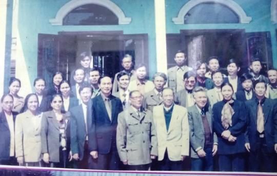 Những hình ảnh đẹp, gần gũi của Chủ tịch nước Trần Đại Quang với mái trường xưa - Ảnh 15.