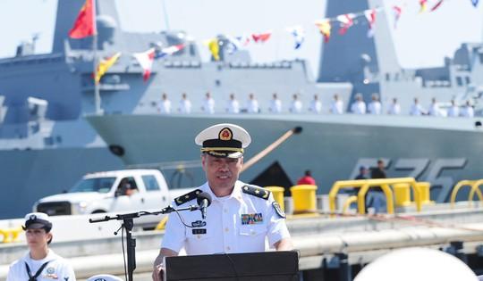 Bị Mỹ trừng phạt vì mua vũ khí Nga, Trung Quốc phản ứng dồn dập - Ảnh 1.