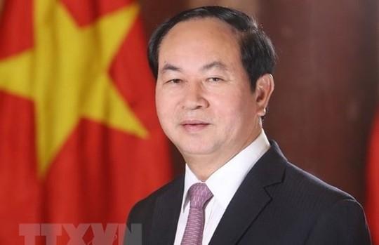 Quốc tang Chủ tịch nước Trần Đại Quang trong 2 ngày 26 và 27-9 - Ảnh 1.