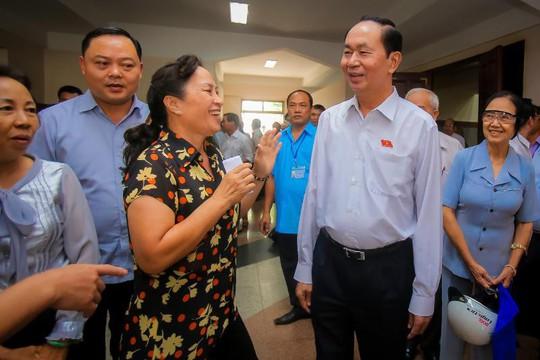 Quốc tang tưởng niệm Chủ tịch nước Trần Đại Quang - Ảnh 1.
