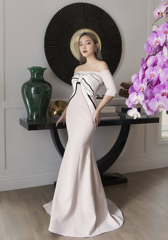 Qua tay Công Trí, fashionista 9X Châu Bùi càng lột xác - Ảnh 1.