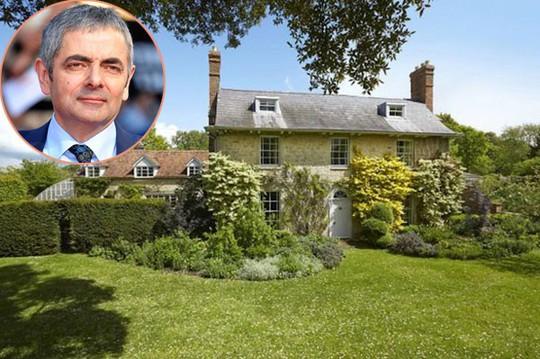 Cuộc sống siêu giàu của Mr Bean - Ảnh 9.