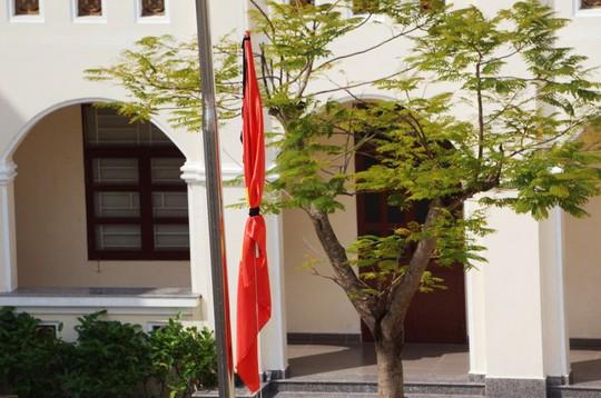 Quê nhà trước ngày đón Chủ tịch nước Trần Đại Quang về nơi an nghỉ cuối cùng - Ảnh 2.