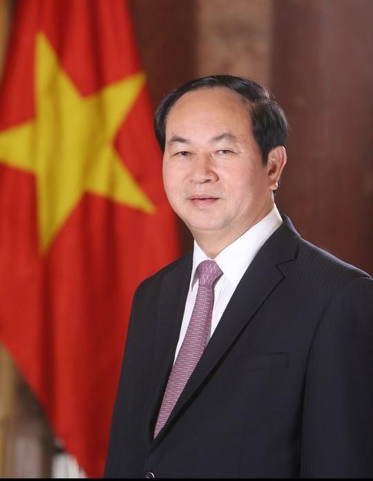 Bắt đầu Lễ viếng Quốc tang Chủ tịch nước Trần Đại Quang - Ảnh 1.