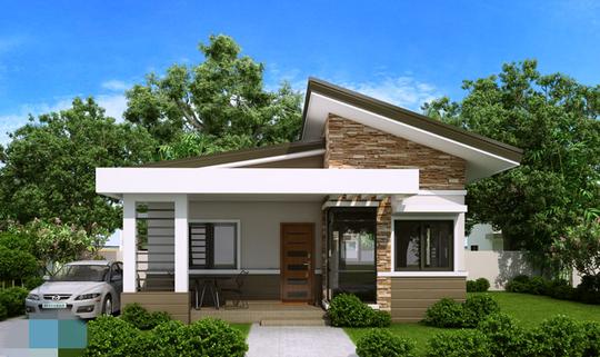 Mãn nhãn 10 mẫu nhà cấp 4 với sân vườn xanh mát - Ảnh 6.