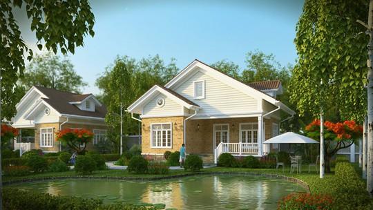Mãn nhãn 10 mẫu nhà cấp 4 với sân vườn xanh mát - Ảnh 7.