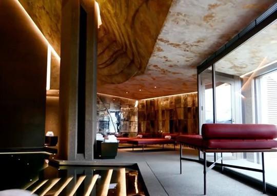 Bên trong biệt thự 7 tầng dưới lòng đất - Ảnh 2.