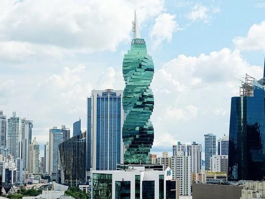 Những tòa nhà chọc trời thiết kế độc đáo nhất mọi thời đại - Ảnh 1.