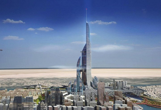 Những tòa nhà chọc trời thiết kế độc đáo nhất mọi thời đại - Ảnh 11.