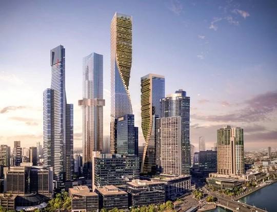 Những tòa nhà chọc trời thiết kế độc đáo nhất mọi thời đại - Ảnh 13.