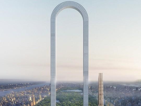 Những tòa nhà chọc trời thiết kế độc đáo nhất mọi thời đại - Ảnh 14.