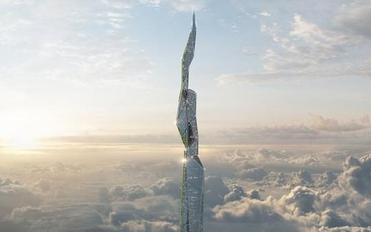 Những tòa nhà chọc trời thiết kế độc đáo nhất mọi thời đại - Ảnh 16.
