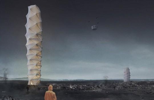 Những tòa nhà chọc trời thiết kế độc đáo nhất mọi thời đại - Ảnh 18.