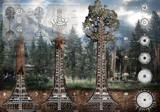 Những tòa nhà chọc trời thiết kế độc đáo nhất mọi thời đại - Ảnh 20.