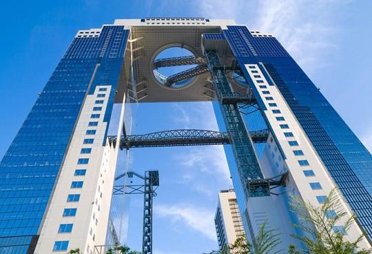 Những tòa nhà chọc trời thiết kế độc đáo nhất mọi thời đại - Ảnh 7.