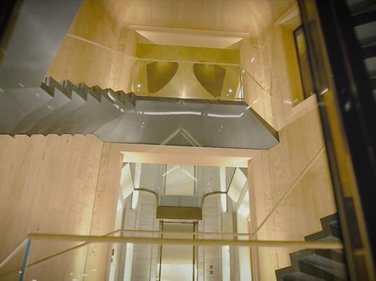 Bên trong biệt thự 7 tầng dưới lòng đất - Ảnh 8.