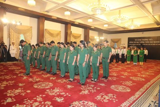 Lễ viếng Chủ tịch nước Trần Đại Quang tại TP HCM - Ảnh 14.