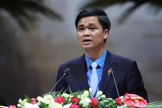Ông Bùi Văn Cường tái đắc cử Chủ tịch Tổng LĐLĐ Việt Nam khóa XII - Ảnh 7.