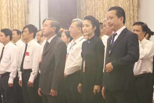 Lễ viếng Chủ tịch nước Trần Đại Quang tại TP HCM - Ảnh 15.