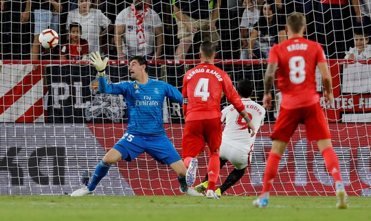 La Liga sốc khi Barcelona và Real Madrid rủ nhau bại trận - Ảnh 9.