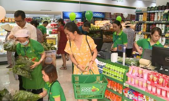 Co.op Food chinh phục khách hàng thủ đô
