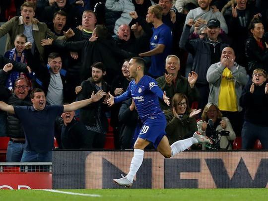 Hazard toả sáng, Chelsea ngược dòng loại Liverpool tại League Cup - Ảnh 6.