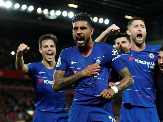Hazard toả sáng, Chelsea ngược dòng loại Liverpool tại League Cup - Ảnh 5.