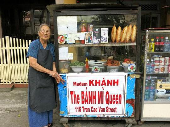 Báo Mỹ hết lời ca ngợi bánh mì Việt Nam - Ảnh 2.