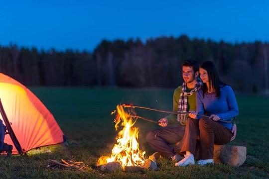 Lời khuyên hữu ích khi đi cắm trại trong rừng - Ảnh 5.