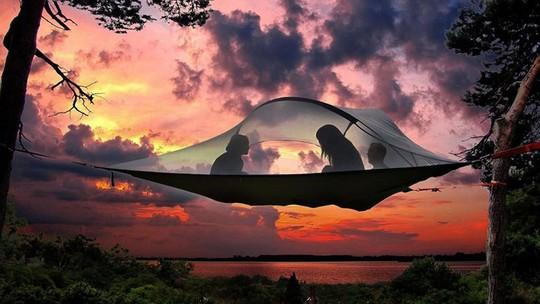 Lời khuyên hữu ích khi đi cắm trại trong rừng - Ảnh 10.