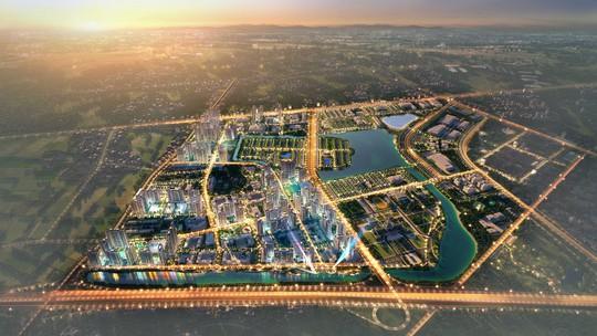 Mô hình quy hoạch VinCity: Đại đô thị đẳng cấp Singapore và hơn thế nữa - Ảnh 2.