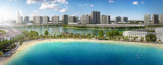 Mô hình quy hoạch VinCity: Đại đô thị đẳng cấp Singapore và hơn thế nữa - Ảnh 1.