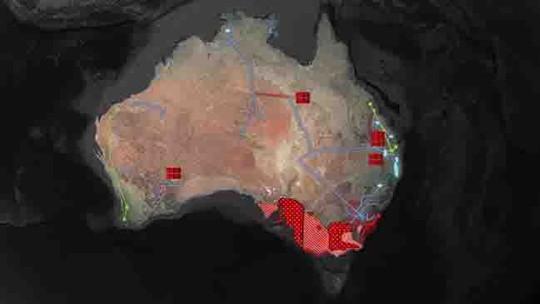 Úc lo ngại Trung Quốc thâu tóm công ty năng lượng 9 tỉ USD - Ảnh 1.