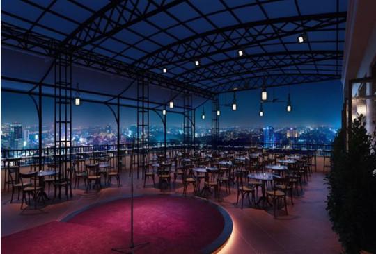 Quán bar tầng thượng view đẹp nhất Sài Gòn