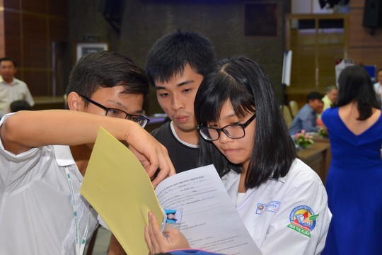 6 nhóm giải pháp cho kỳ thi THPT quốc gia 2019  - Ảnh 1.